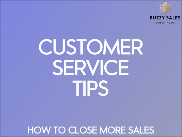 Customer Service Tips to Master For More Sales