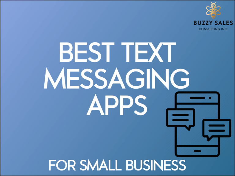 5 Text Messaging Apps For Small Businesses