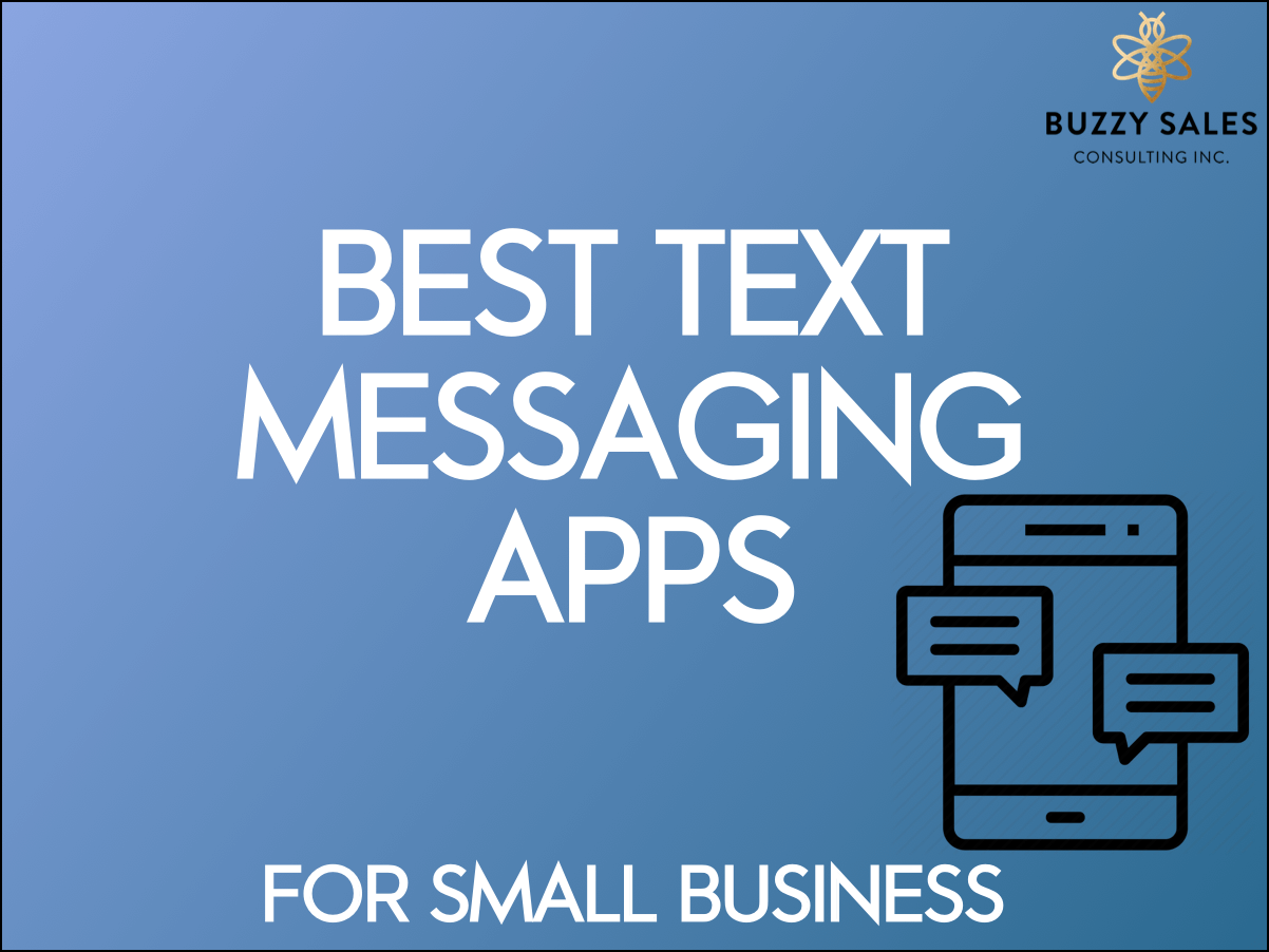 text messaging apps for small business